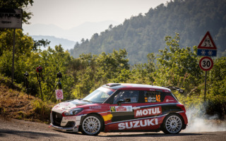 ERCローマ、ERC2部門ではスイフトやヤリスなど日本車が活躍