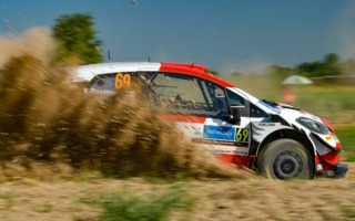 【速報】WRCエストニア:カッレ・ロバンペラがWRC最年少優勝を達成