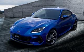 スバル、新型BRZを発表。6MTで税込308万円から