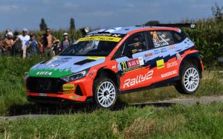 WRCベルギー:WRC2はヤリ・フッツネンが制す。i20 Nラリー2はデビューウイン