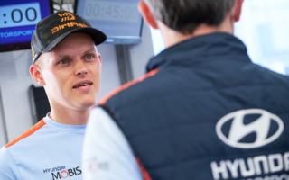 WRCベルギーで6位のタナック「1‐2フィニッシュは励みになる」