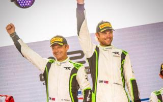 WRC2参戦中のミケルセン、フローネとのコンビはERCローマが最後
