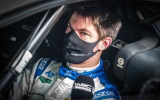 WRCベルギー:ラリー2でエントリーのスニネン「最終的なゴールは自分のレベルを取り戻すこと」
