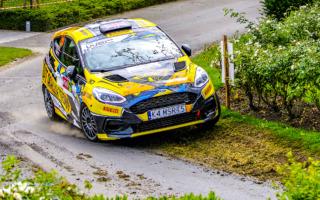 WRCベルギー:ジュニアWRCはジョン・アームストロングが勝利