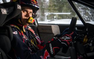 ニコライ・グリアジン、WRCギリシャはフォードでエントリー