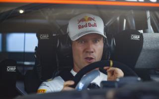 トヨタのオジエ、ベルギー向けテストはベンジャミン・ベイラスがコ・ドライバーを務める