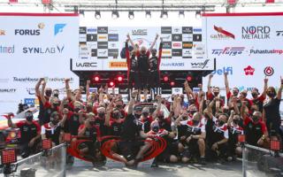 トヨタのラトバラ代表「WRCでリードを守る鍵はチームスピリット」