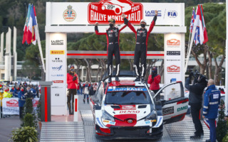 2022年WRCモンテカルロはモナコ拠点に。チュリニ峠のナイトステージも復活