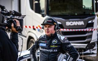 RX2e第2戦に17歳のレイエルセンが登場、4WDマシンでの参戦は初めて