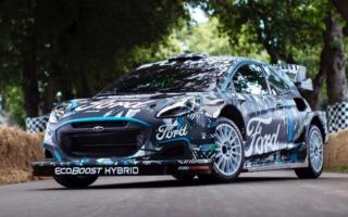 Mスポーツ・フォードがフィンランドでプーマ・ラリー1をテスト「進捗は順調」