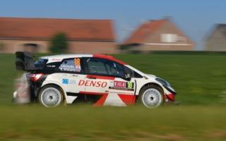 WRCベルギー:勝田貴元、WRC初開催のベルギーでリタイアするも大きな学び