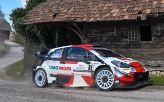 WRCベルギー:トヨタ、WRC初開催のラリーで今季7勝目を狙う