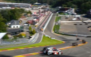 WRCベルギー:ロバンペラが総合3位に入り今季3回目の表彰台を獲得