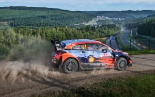 【速報】WRCベルギー:競技3日目、ヌービルが今シーズン初優勝を達成。ヒュンダイは今季初の1-2