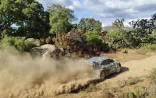 WRCベルギーでクラッシュのアドリアン・フルモー「プーマ・ラリー1のテストで立ち直れた」