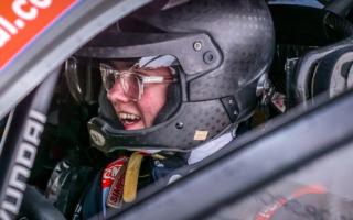 オリバー・ソルベルグ、WRCスペインにi20クーペWRCで参戦