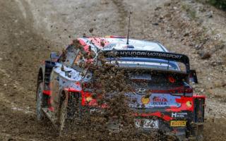 WRCギリシャ:異例の天候でドライバー勢は困惑