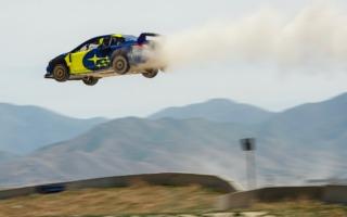 スバル・モータースポーツUSA、ナイトロラリークロスにパストラーナとスピードを起用