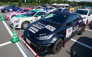 TOYOTA GAZOO Racing Rally Challenge 2021 in びわ湖高島 開催中止を発表