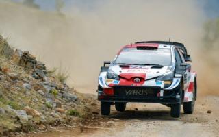 WRCギリシャ:トヨタのカッレ・ロバンペラがシーズン2勝目を獲得