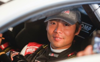 勝田貴元、アーロン・ジョンストンをコ・ドライバーに迎えフィンランドに臨む