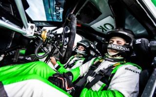 シュコダ・モータースポーツ育成の若手、ドミニク・ストリテスキーがスペインでWRCデビュー