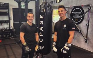 WRCギリシャ:トク・スポーツ復帰のイングラムはボクシングの元世界王者と体力作り