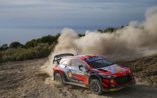 WRCギリシャ:2戦連続勝利を狙うヒュンダイ、ヌービルは「タフなイベントになると思う」