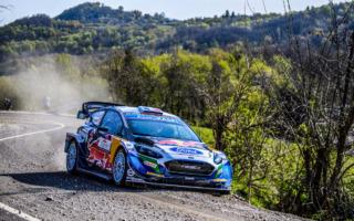 WRCギリシャ:初参戦に挑むMスポーツ・フォードのフルモー「プレステで走ったのを覚えてるよ!」