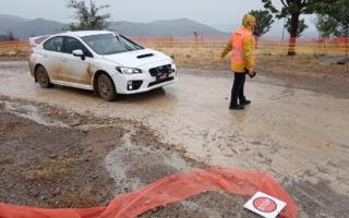 WRCギリシャ:レッキが終了、雨の影響で路面はマディに「このままなら超トリッキー」とクルー