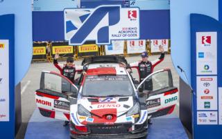 WRCランキング2番手のエルフィン・エバンス「タイトルはさらに遠のいた」