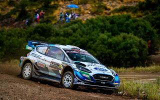 WRCフィンランド:ガス・グリーンスミス「現行型WRカーで走る最後のグラベルステージがルーヒマキなのは最高にうれしい」