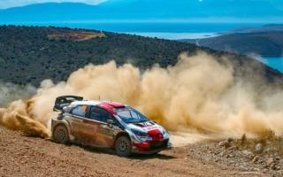 WRCギリシャ:競技3日目、トヨタのカッレ・ロバンペラが差を拡大し首位快走