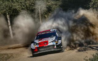 WRCフィンランド:トヨタ、チーム本拠地で選手権リード拡大を目指す