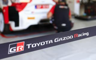 トヨタのエバンスとロバンペラがヤリスのラリー1マシンを初テスト