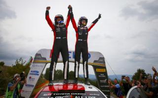 WRCギリシャ:ロバンペラ「金曜日の時点からフィーリングがよかった」デイ4コメント集