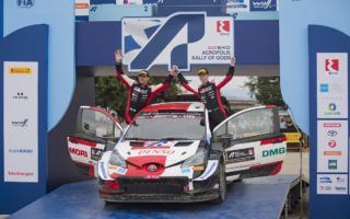 WRCギリシャ:カッレ・ロバンペラが今季2勝目をマーク