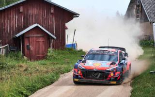 WRCフィンランド:タナック「現行WRカーでの最後のグラベルラリーを楽しみたい」