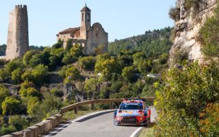 WRCスペイン:ヒュンダイは再びスペインでのダブルポディウムを狙う