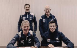 Mスポーツ・フォードがクレイグ・ブリーンの加入を発表、今月からラリー1のテストを開始