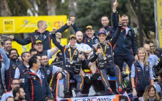 WRCスペイン:ヌービル「エンジニアが大胆な変更をプッシュしてくれた」イベント後記者会見