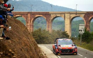【速報】WRCスペイン:ヒュンダイのヌービルが今季2勝目、ソルドは地元ラリーで表彰台