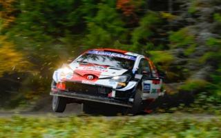 【速報】WRCフィンランド:エバンスがフィンランドで初勝利、トヨタは2017年以来4連勝