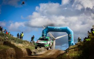 ERCファフェ:ミケルセンがポルトガル連戦を完勝、選手権争いでリードを拡大
