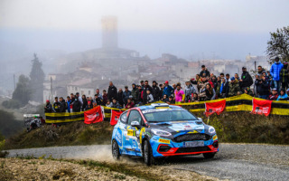 WRCスペイン:JWRCは優勝したサミ・パヤリが史上最年少でタイトル獲得