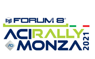 フォーラムエイトがWRCとパートナーシップ契約、最終戦モンツァのタイトルスポンサーに