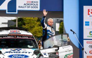 WRCフィンランド:テストなしで臨むガス・グリーンスミス「エストニアで決まったセッティングが使える」
