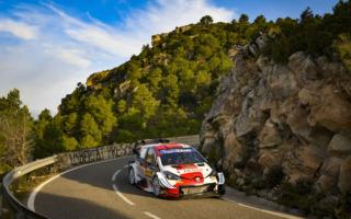 WRCスペイン:勝田貴元、高速ターマックで苦戦も貴重な経験