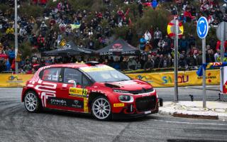 WRCスペイン:WRC2はエリック・カミリが優勝、アンドレアス・ミケルセンのタイトルが確定