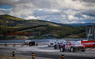 世界RXポルトガル:ファイナルの混戦を攻略したニクラス・グロンホルムが今季2勝目